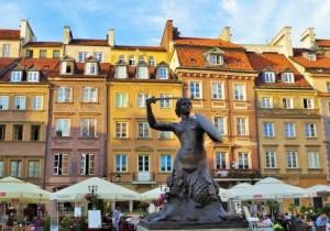 Warsaw Tour