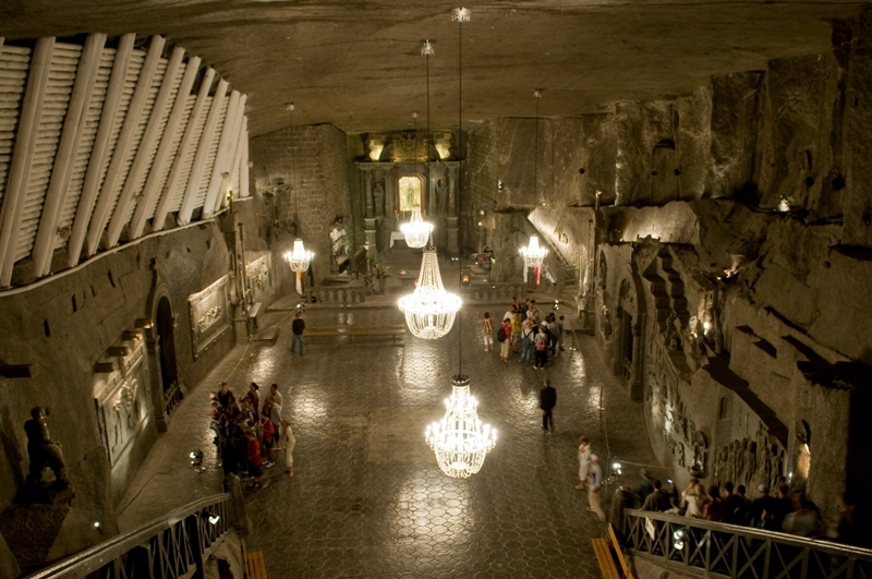 Salt mines in Wieliczka. Trips to Cracow – Hit The Road Travel