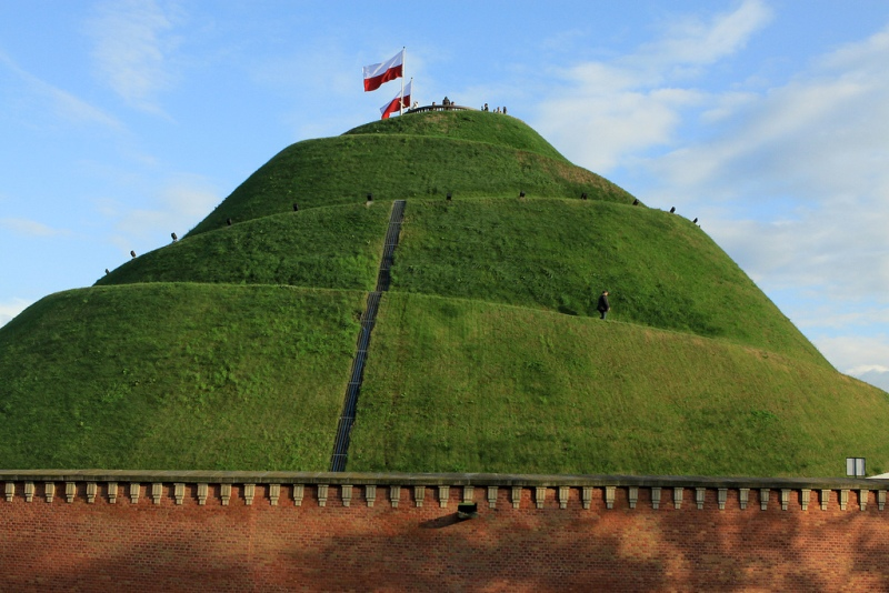 Kosciuszko Mound. Trips to Cracow – Hit The Road Travel